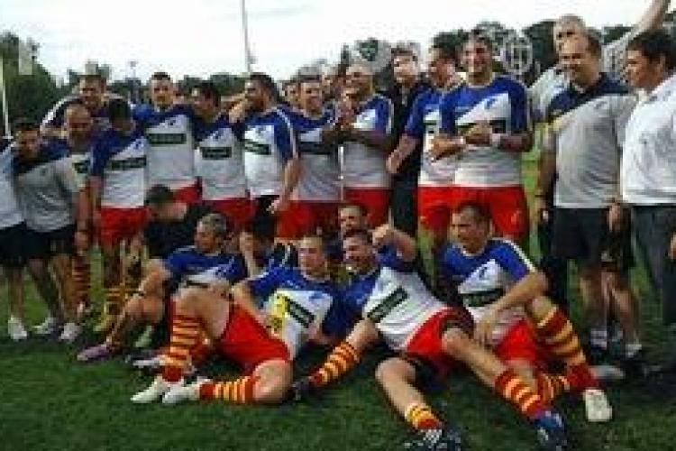 Romania, calificata la Campionatul Mondial de Rugby din 2011 din Noua Zeelanda
