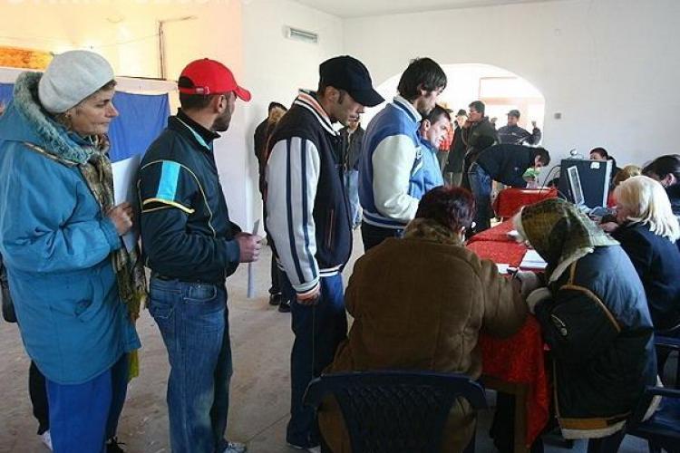 Moldovenii din Cluj au votat cu PLDM si PL
