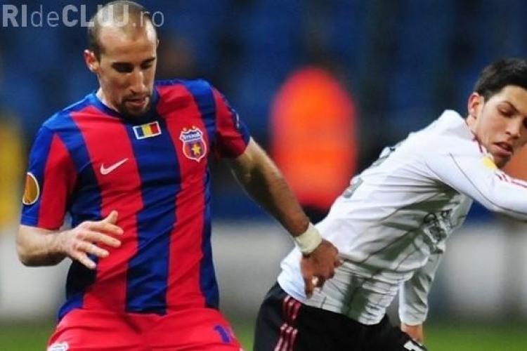 Steaua - Liverpool, scor 1-1! Stelistii isi joaca sansele la calificare in meciul cu Napoli - REZUMAT VIDEO