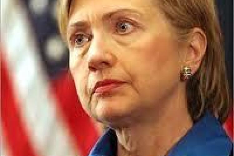 Hillary Clinton a cerut date biometrice despre liderii romani