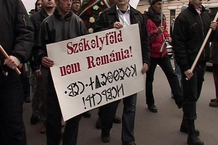 Marius Nicoara cere scoaterea in afara legii a Consiliului National al Maghiarilor din Transilvania (CNMT)