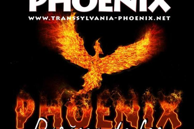 Concert Phoenix, in 23 noiembrie, la Sala Sporturilor!