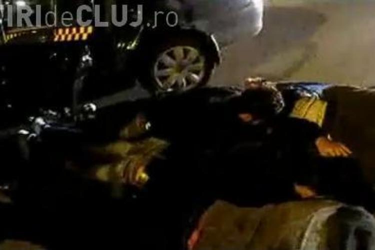 Perchezitii la Cluj pentru destructurarea unei retele specializate in traficul de migranti - VIDEO