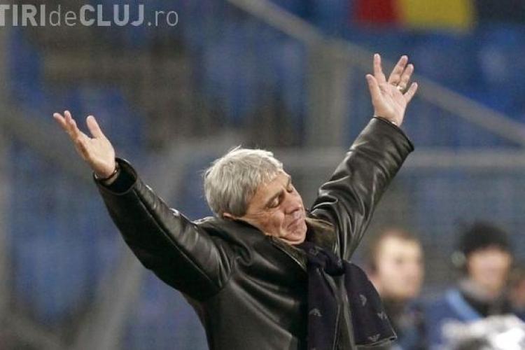 Cartu, demis de la CFR Cluj. A rezistat pe banca tehnica doar doua luni!