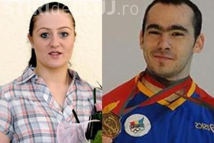 Corina Caprioru si Antoniu Buci, cei mai buni sportivi din Cluj in 2010