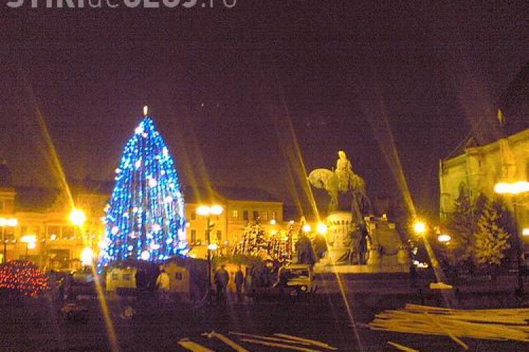 Targul de Craciun, din Piata Unirii, se deschide in 3 decembrie