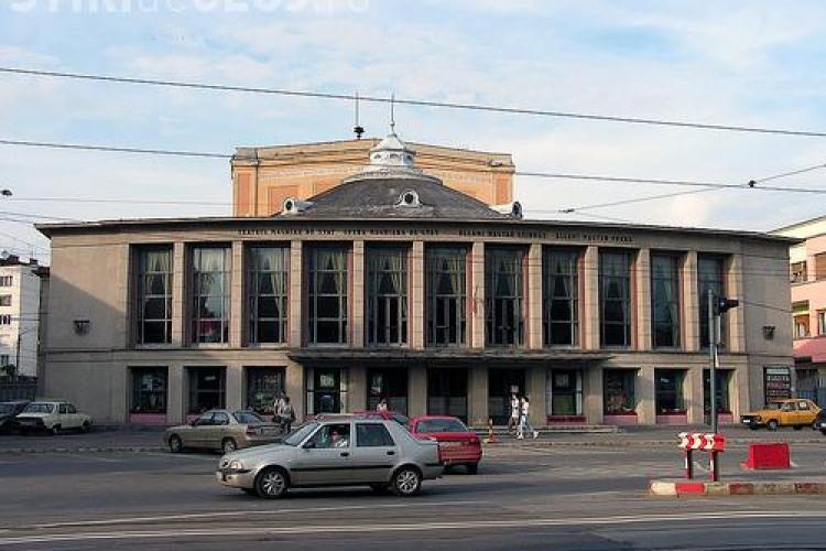 Teatrul Maghiar din Cluj prezinta un spectacol despre Rosia Montana