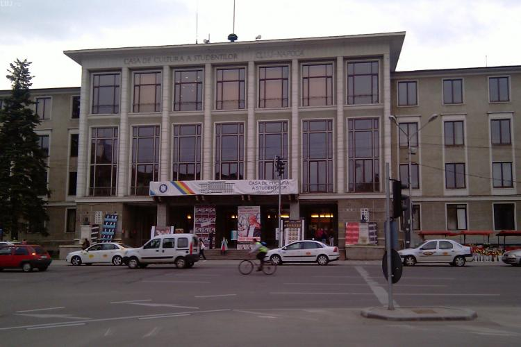 Cetatenii moldoveni voteaza duminica la Cluj, in sectia amenajata la Casa de Cultura a Studentilor
