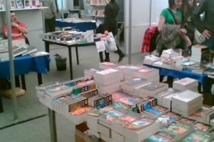 """14 edituri si trei librarii participa la Targul de carte """"Toamna cartilor"""""""