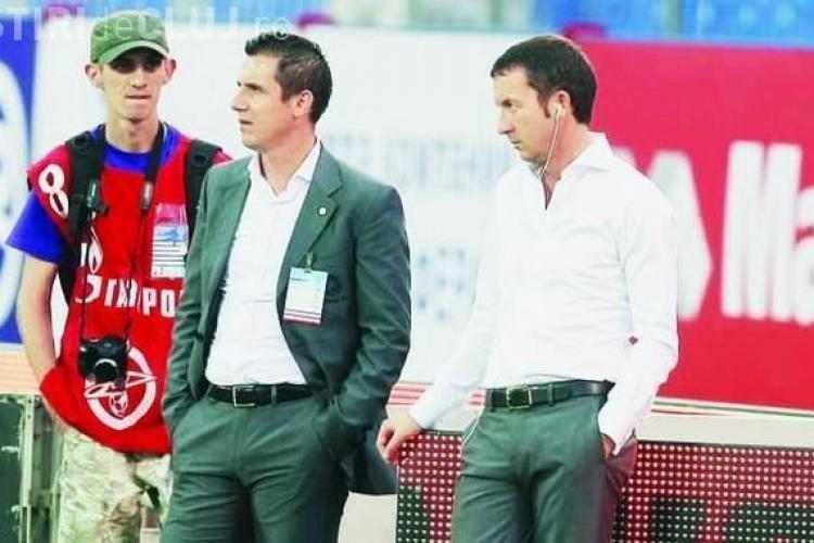 Oficialii Stelei cred ca CFR Cluj este mai puternica dupa demiterea lui Cartu