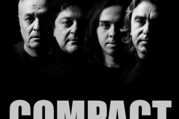 Concert Compact, in 8 decembrie, in Cluj Napoca