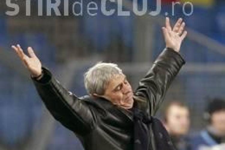 Sorin Cartu a fost amendat cu 10 000 de euro de UEFA si suspendat o etapa pentru iesirea de la Basel