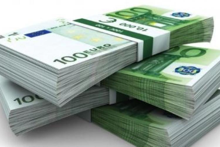 Ministerul Finantelor a imprumutat 1,3 miliarde de euro de la banci