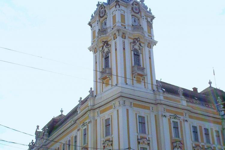 Sindicalistii din Primaria Cluj se revolta impotriva lui Boc. FNSA strange semnaturi pentru greva generala