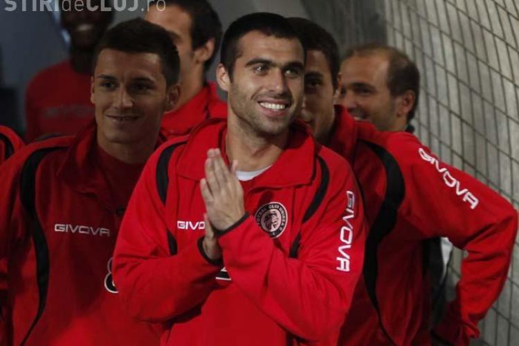 CFR Cluj il transfera din ianuarie pe Vasile Maftei! E o solutie buna?