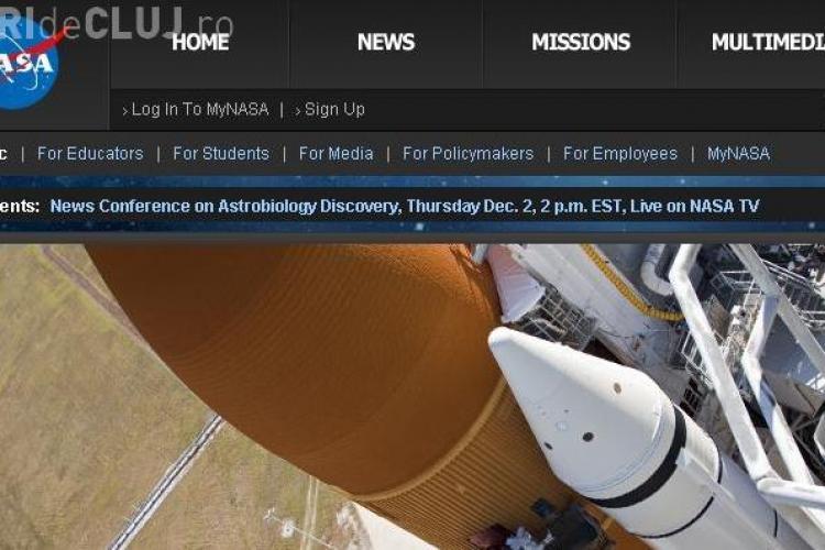 NASA dezvaluie joi detalii despre viata extraterestra intr-o conferinta de presa!