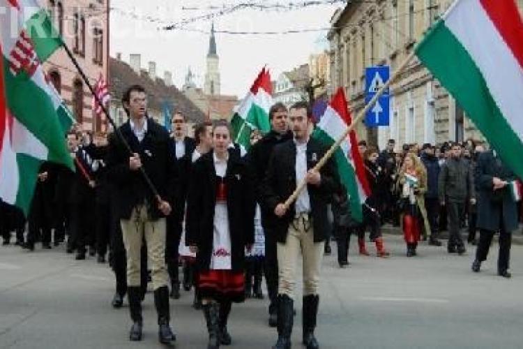 Maghiarii din Cluj-Napoca, cei mai dornici sa devina cetateni ai Ungariei