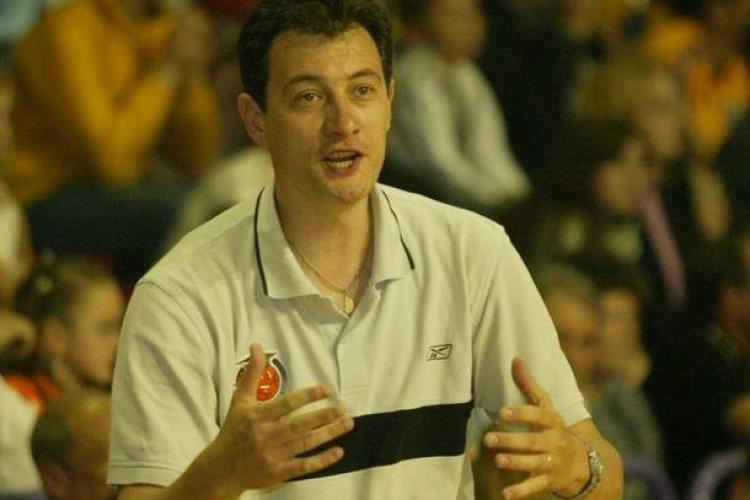 Cristescu ii ameninta cu penalizari pe baschetbalisti, dupa meciul pierdut cu BC Timisoara