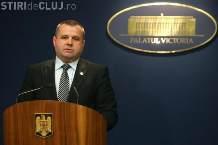 """Ministrul Muncii, Ioan Botis: """"Guvernul nu ofera fericire"""""""