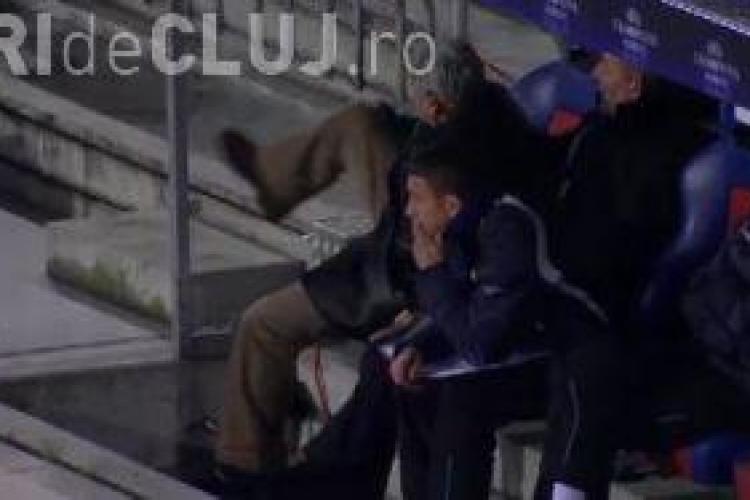 Iuliu Muresan: Sorin Cartu isi va plati din salariu amenda de la UEFA! VEZI gestul tehnicianului