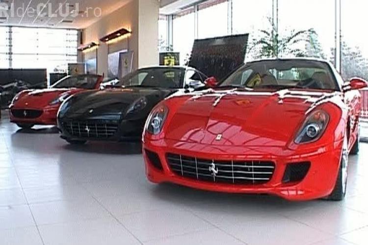 Dealerul Ferrari Romania a vandut stocul pe 2010