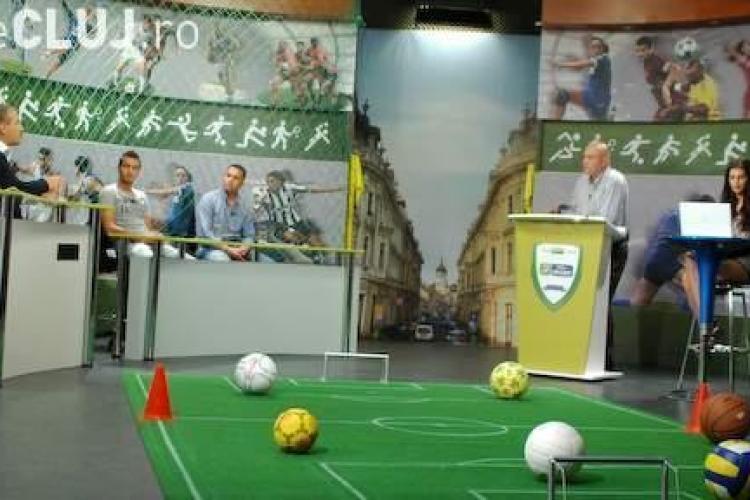 Ora de sport, astazi la TVR Cluj de la ora 21,00: Ce sanse are CFR Cluj in primavara europeana?