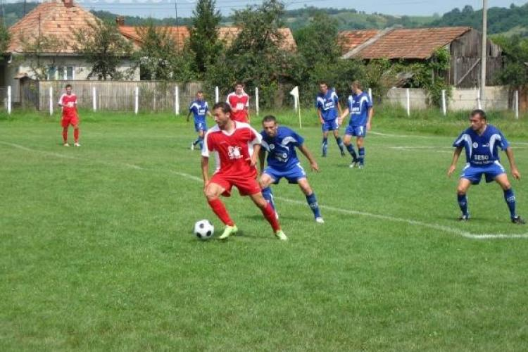 Seso Campia Turzii - AFC Odorheiul Secuiesc 4-0!