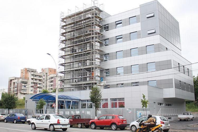 """Noul sediu al Consiliului Judetean Cluj """"inghite"""" inca 1,5 milioane de lei"""