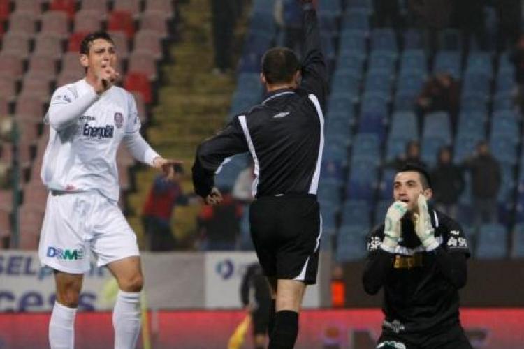 A fost penalty la iesirea lui Nuno Claro pe Kapetanos? VEZI aici faza