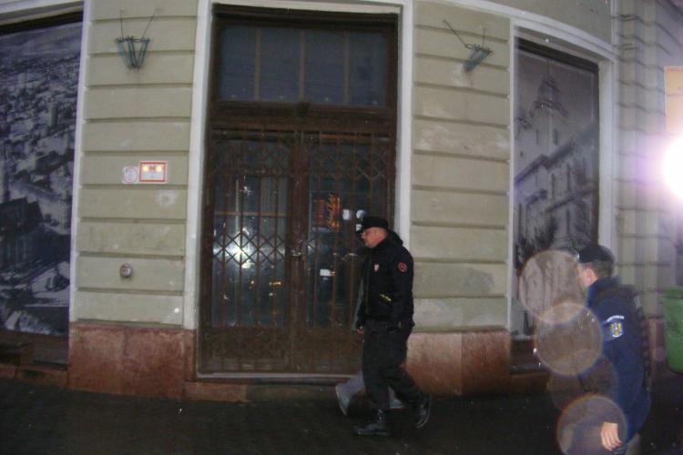 Csibi Barna si cei din Garda Secuiasca si Garda Maghiara, amendati cu 19.800 de lei la Cluj, pentru incidentele de Ziua Nationala - FOTO