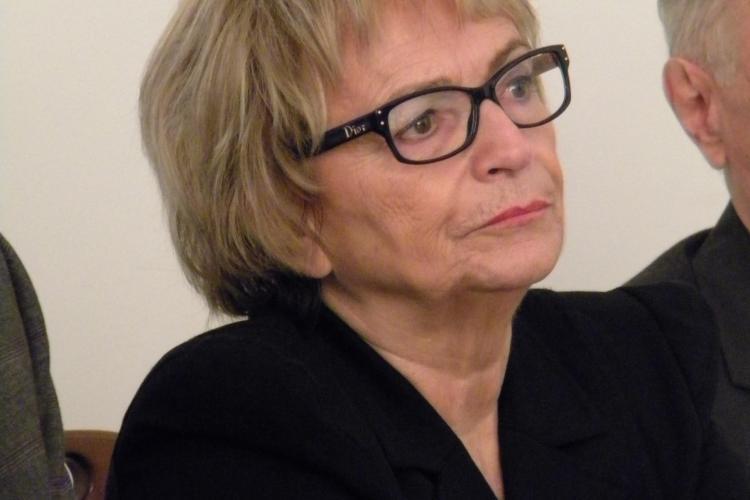 Doris Pack, presedintele Comisiei pentru Cultura din PE: Daca Clujul e pregatit poate obtine titlul de Capitala Culturala in 2020