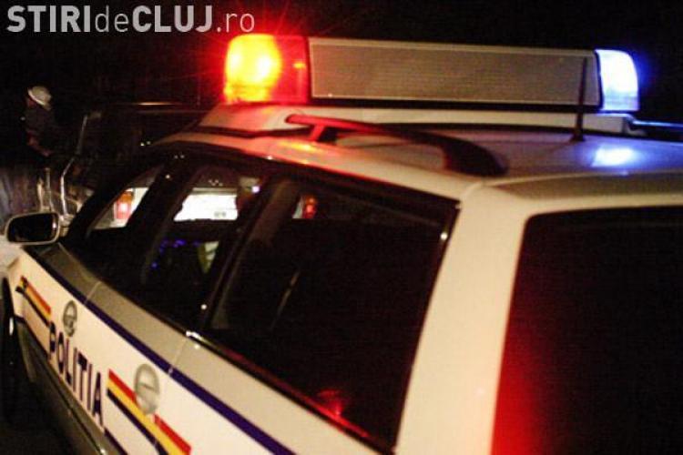 Doi tineri care au furat dintr-un abator au fost retinuti de politistii clujeni
