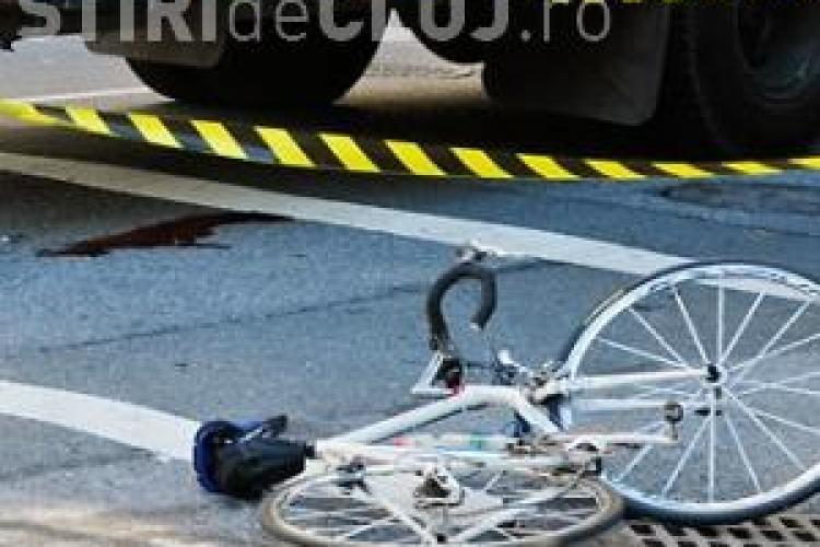 Accident grav pe strada Paris! Un biciclist a fost spulberat de un sofer inconstient