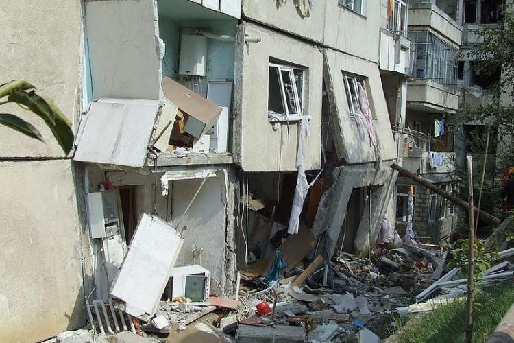 E.On Gaz pusa la plata pentru explozia de la Zalau! Compania si 6 angajati au de achitat despagubiri de milioane de euro
