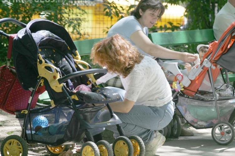 Organizatia Femeilor Liberale Cluj acorda asistenta juridica mamelor afectate de reducerea concediului maternal