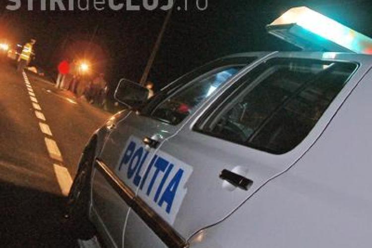 Tanara de 16 ani, prinsa la volan in comuna Fizesu-Gherlii