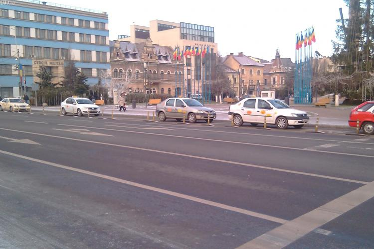 Manifestarile de Ziua Nationala dau peste cap traficul din Cluj. Vezi ce strazi sunt inchise!