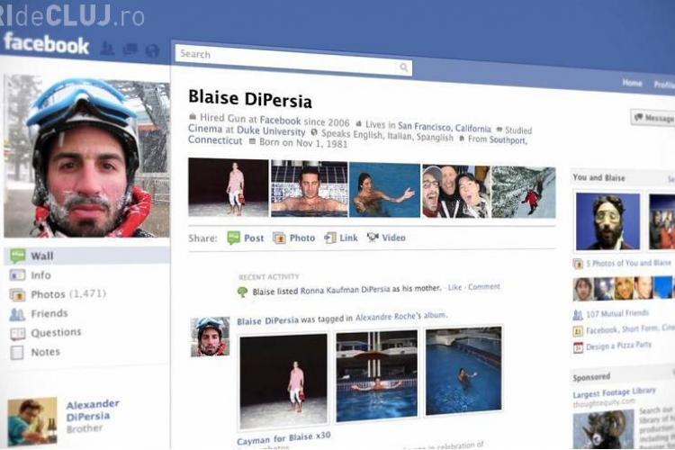 VEZI cum va arata noul Facebook - FOTO si VIDEO