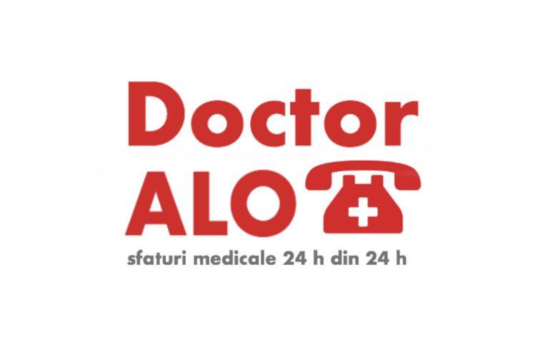 Se lansează DOCTOR ALO, call center NAȚIONAL de sfaturi medicale GRATUITE și NON-STOP pentru urgențe pediatrice