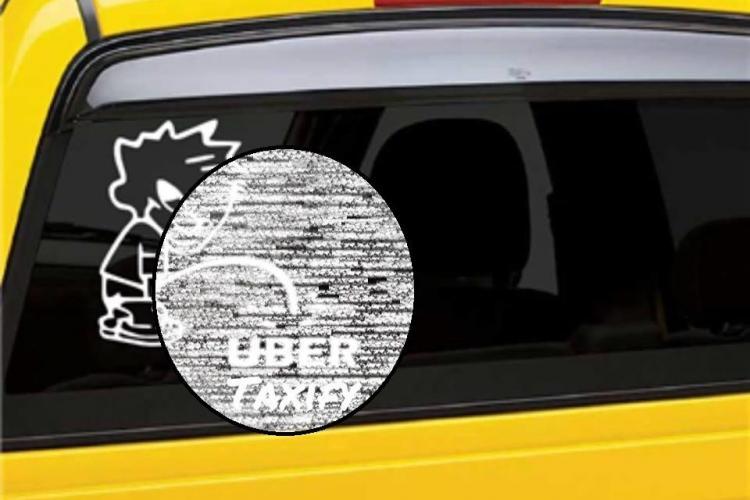 Taximetriștii clujeni sunt în RĂZBOI și cu TAXIFY! Ce se va întâmpla. FOTO controversată