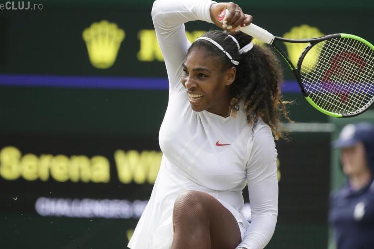 Serena Williams își revine în formă? S-a calificat în finala de la Wimbledon