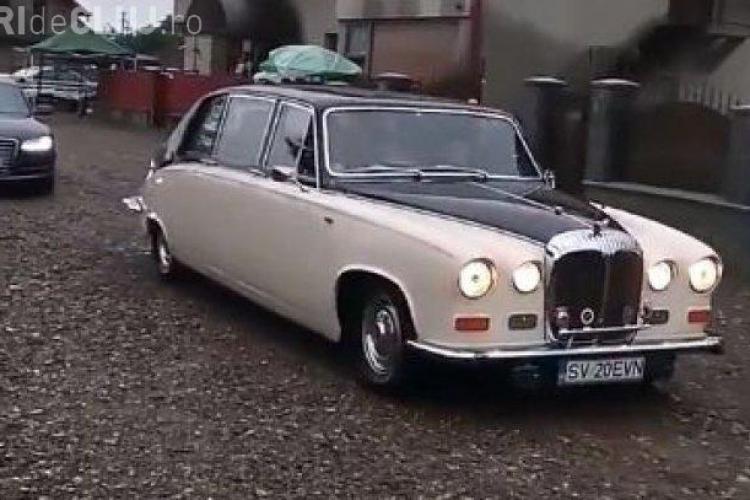 Preoții merg cu Rolls Royce-ul la slujba de la biserica - VIDEO REVOLTATOR