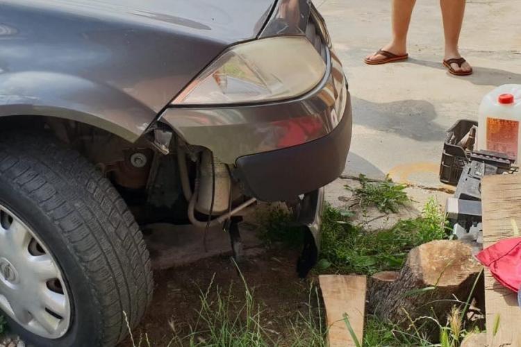CLUJ: Șofer prins de polițiști după ce a ucis un pieton și a fugit de la fața locului. Unde i-au descoperit mașina
