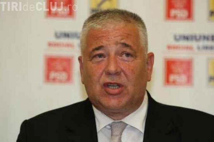 Tariceanu a venit la Cluj pentru a-l transfera pe Marius Nicoară la ALDE