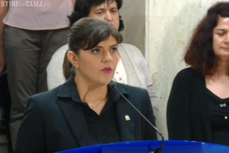 Ce a declarat Kovesi, după ce a fost demisă: Corupţia poate fi învinsă