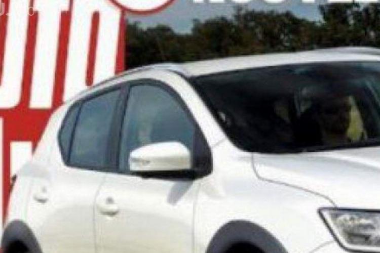 """Prima imagine cu noua Dacia Sandero: """"Va fi starul anului 2019"""""""