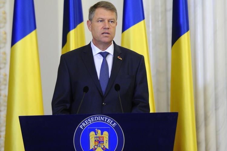 Iohannis îi răspunde lui Dragnea, care l-a acuzat că este implicat în condamnarea sa