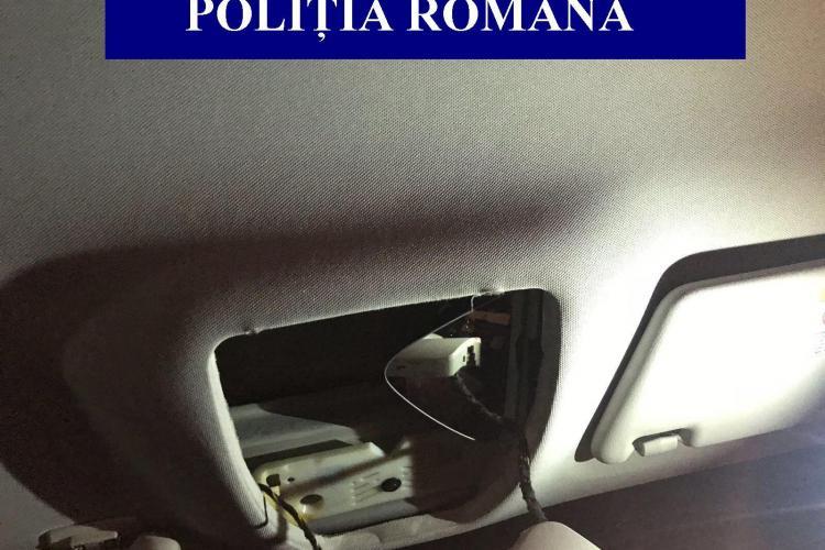 Hoț de oglinzi, prins după ce a cauzat pagube de aproape 10.000 de euro. Vandaliza mașini de mai bine de o lună FOTO