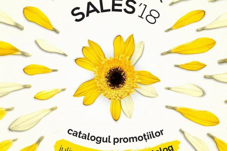 Începe vara promoțiilor la Iulius Mall Cluj. Bucură-te de oferte de până la 80%! (P)