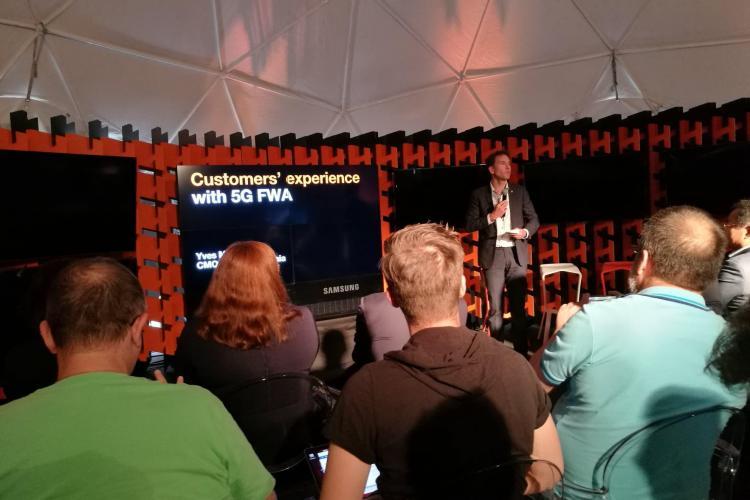 Orange a testat în premieră europeană tehnologia 5G la Florești. Care sunt avantajele